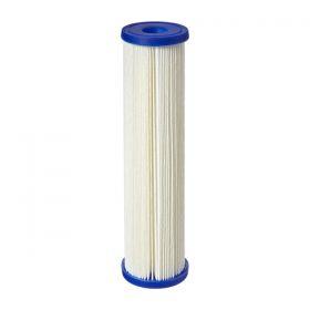 Πλισέ Ανταλλακτικό Φίλτρο Στερεών Σωματιδίων Pentek ECP20-10 (Pleated Cellulose)