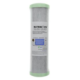 Replacement Filter Cartridge MATRIKX® CTO+3