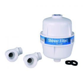 Shower Filter Interwater SW110W White