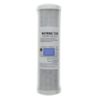 Replacement Filter Cartridge MATRIKX® CTO
