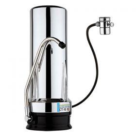 Επιτραπέζιο Φίλτρο Νερού Interwater CT-10 Inox